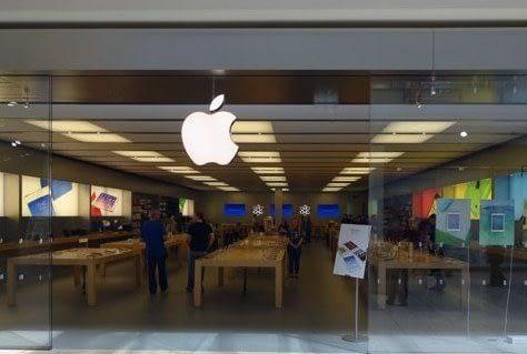 Apple Store In Nashville