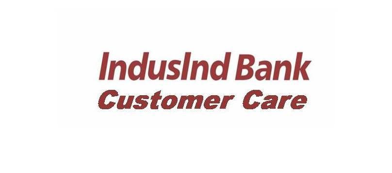 Indusind Bank Customer Care